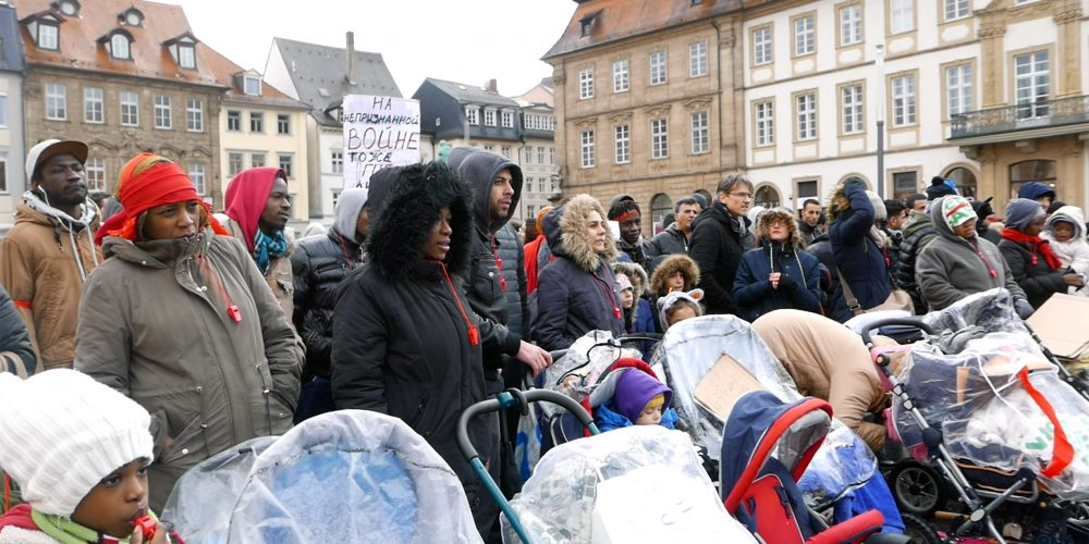 Bamberg Protest 2
