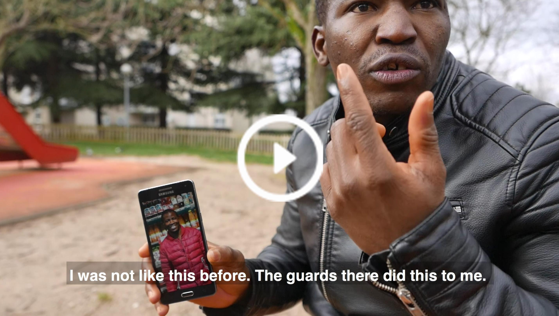 Amadou Video shot